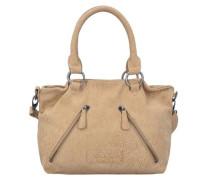 Handtasche 'Luisa Kuba' beige