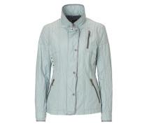 Taillierte Jacke im sportiven Look opal