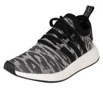 Sneaker 'nmd R2 PK' grau / schwarz