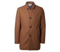 Mantel Klassischer braun