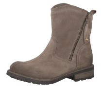 Stiefelette taupe