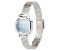 Armbanduhr 'Moneypenny Royale' silber
