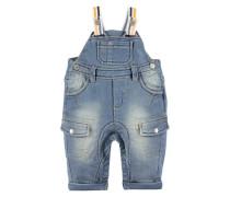KANZ Kanz Latzhose Jeans Jungen Baby blau