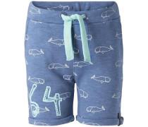 Shorts 'Elfers' rauchblau