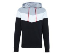 Sweatshirt im Color-Blocking-Design