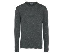 Pullover 'egildko Knit' schwarz