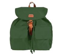 X-Travel Rucksack 34 cm grün