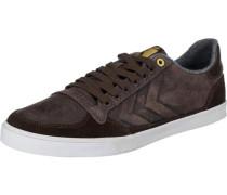 Slimmer Stadil Moni Oiled Low Sneakers braun