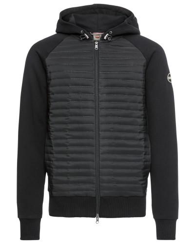 Übergangsjacke 'mens Sweatshirt' schwarz