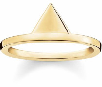 Fingerring »Tr2126-413-12« gold