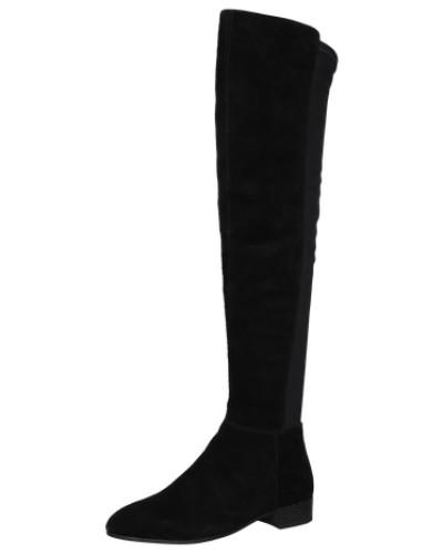 Overknee-Stiefel 'Gigi' schwarz