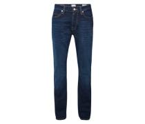 Slim Fit Jeans 'Weave Dark Blue' blue denim