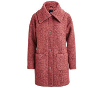 Woll-Mantel 'objmolly Maris Coat' melone
