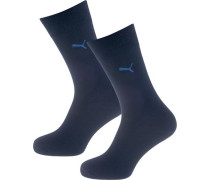 Socken dunkelblau