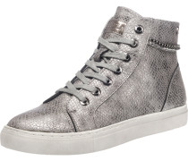 Dunde Sneakers silber