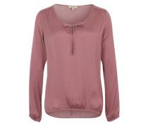Satinbluse 'Leana' pink