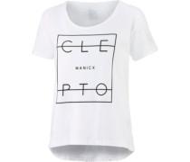 Lity T-Shirt Damen schwarz / weiß