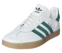 Sneaker Gazelle weiß