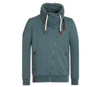 Zipped Jacket 'Jan Mopila' blau