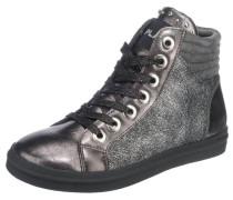Sneakers High für Mädchen grau