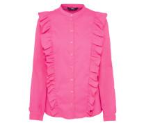 Bluse 'onlVIDA Frill' pink