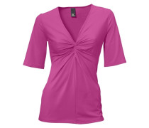 Knotenshirt pink