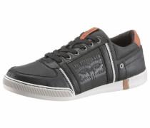 Sneaker 'Tioga' braun / schwarz / weiß
