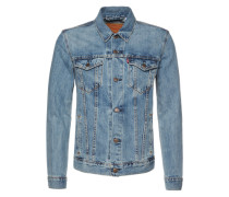 Jeansjacke 'the Trucker' blau