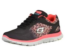 Sneaker pink / schwarz