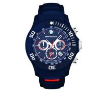 Chronograph 'ice-Bmw-Motorsport Big Bm.ch.dbe.b.s.13' blau