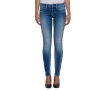 Jeans LUZ Back ZIP blau