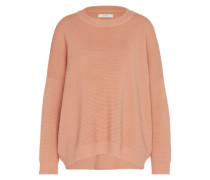 Oversized Pullover 'adptcurl' pink