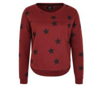 Sweatshirt 'ONLGilda' rot