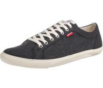 Sneakers Low 'Woods' black denim