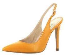 Damen Sling Pumps orange