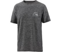 'hertagsurfteess' Surf-Shirt dunkelgrau