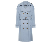 Trenchoat 'Imogen Belted Wool Look Trench'