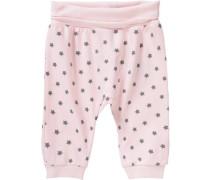 Baby Sweathose für Mädchen rosa