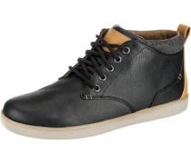 'Helmer Rolven' Freizeit Schuhe cognac / schwarz