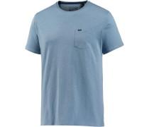 'Jacks Base' T-Shirt hellblau