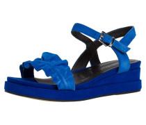 Sandale himmelblau / blau