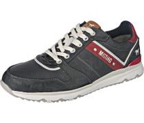 Sneakers rot / schwarz