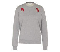 Sweater 'Wednesday' grau