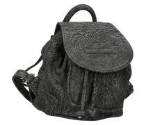 Maddy Kuba City-Rucksack 23 cm schwarz