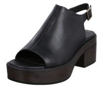 'Noor' Sandaletten schwarz