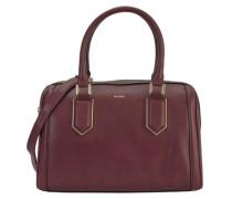 Handtasche 'Guevin' bordeaux