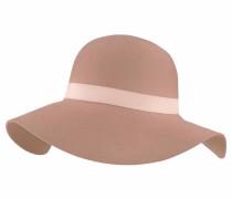 Schlapphut rosa / altrosa