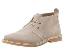 Klassische Stiefel beige