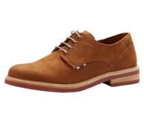 Derby-Schuhe braun