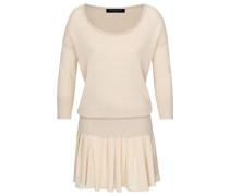 Kleid 'alizee' beige